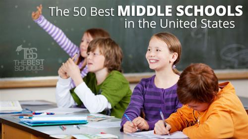 50 Best Middle Schools