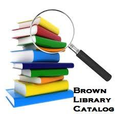 Brown Library Catalog