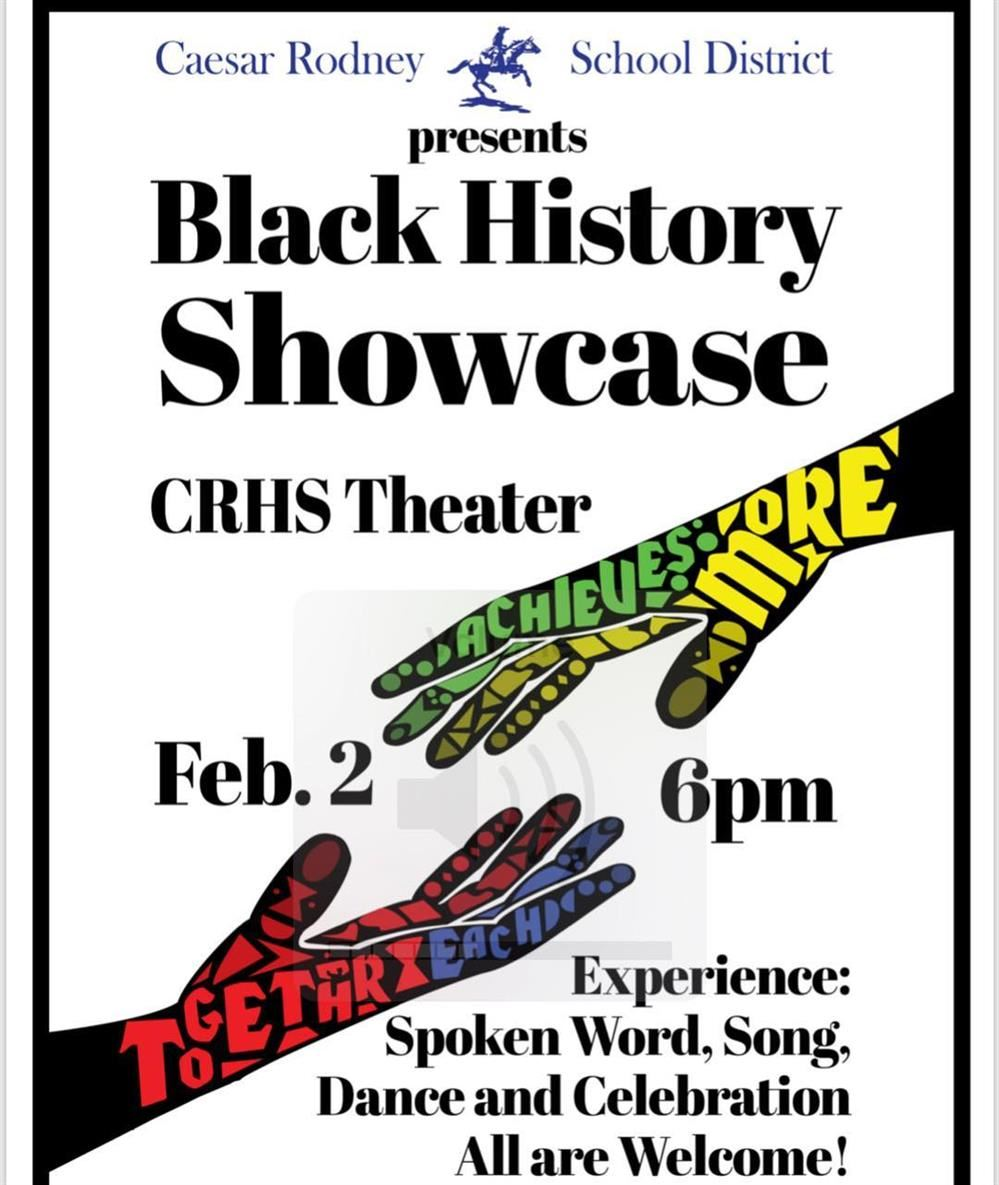 CR School District To Celebrate Black History Month