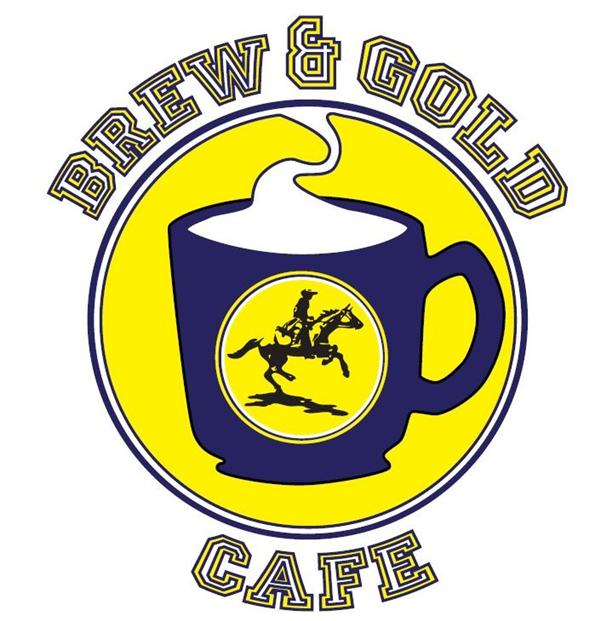 NEW 'BREW & GOLD' CAFÉ' OPEN AT         CAESAR RODNEY HIGH SCHOOL