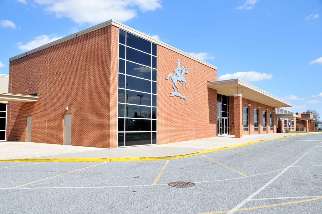 Christina School District's three traditional high schools — Glasgow,  Newark and Christiana — are collectively at 49 percent of capacity, with  about 2,600 ...